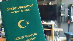 Yeşil pasaportu olanlar dikkat!
