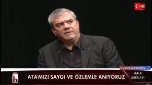 #HalkArenası Yılmaz Özdil: Mustafa Kemal bir kez daha kazandı