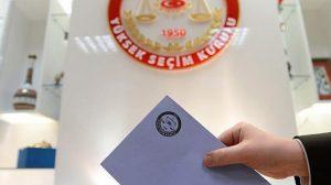 YSK Kanun Teklifi Anayasa Komisyonunda kabul edildi!