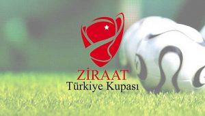 Ziraat Türkiye Kupası 5'inci tur ilk maçlarının programı
