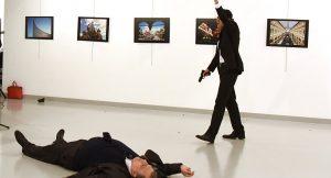 Büyükelçi Karlov suikastında, Ruslar harddiskten silinen dosyaları buldu!