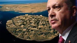 Sudan, Erdoğan'ın istediği Sevakin Adasını Türkiye'ye tahsis etti