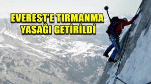 Nepal, Everest'e tek başına tırmanmayı yasakladı!
