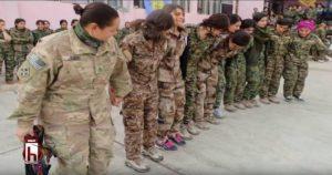 YPG'nin halay başı ABD oldu!