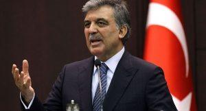 Abdullah Gül'e AKP'den ilk tepki geldi!