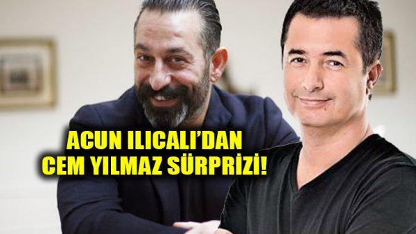 Acun Ilıcalı'dan yılbaşı sürprizi; O Ses Türkiye yarışmasına sürpriz ünlü!