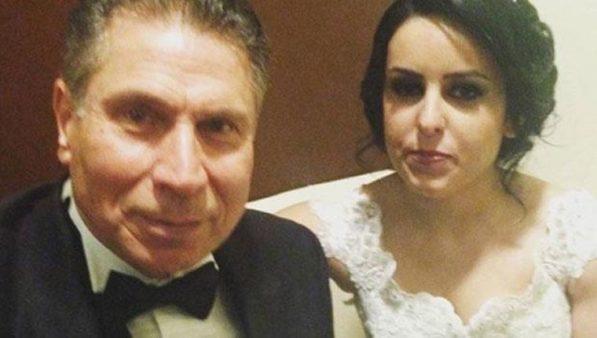 Hayta İsmail Ahmet Arıman 40 yaş küçük sevgilisiyle evlendi!