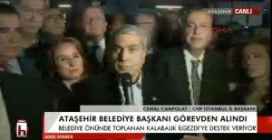 Cemal Canpolat: Bu CHP'ye saldırıdır, sessiz kalmayacağız!