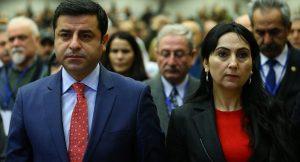 Ankara'da Demirtaş yasağı