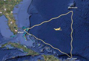 Bermuda Şeytan Üçgeni'nin sırrı…