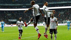 Babel fırtınası: Beşiktaş 5-1 Osmanlıspor