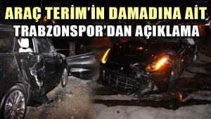 Lüks araç takla attı! Kazada Burak Yılmaz iddiası