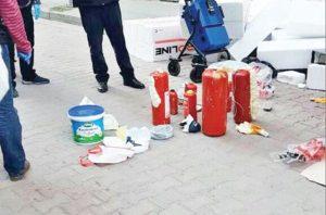 Canlı bombanın İstanbul'daki hedefi ortaya çıktı!