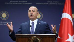 Çavuşoğlu BM Genel Kurulu'nda konuştu: Ahlaki değil…
