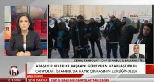 Cemal Canpolat: İlgezdi kararı İstanbul'daki hayır oylarının ezikliğidir