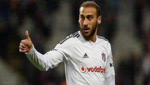 Beşiktaş'tan Cenk Tosun açıklaması