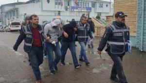 Düzce'de çaldılar, İstanbul'da yakalandılar