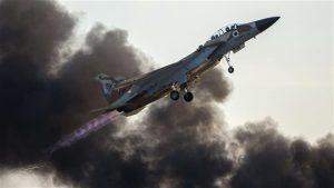 İntifada çağrısının ardından İsrail bu sabah tekrar Gazze'yi vurdu