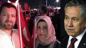 """Bülent Arınç'ın tutuksuz yargılanan damadı """"mahrem imam"""" çıktı!"""