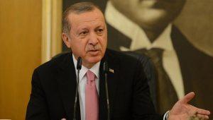 Erdoğan'dan tek tip elbise açıklaması