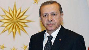 Cumhurbaşkanı Erdoğan'ndan yeni yıl mesajı