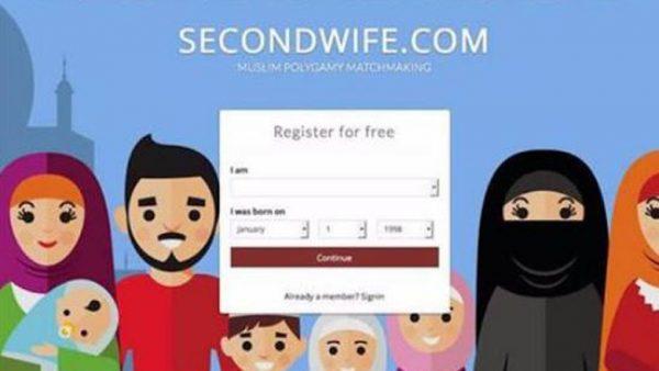 """""""İkinci eş bulma"""" sitesine erişim yasağı geldi!"""