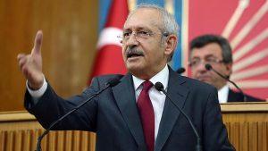 Kılıçdaroğlu dahil 4 milletvekili hakkında fezleke!