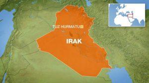 Tuzhurmatu'ya havan saldırısı: birölü 12 yaralı