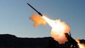 Gazze'den atılan füzeler İsrail'i vurdu