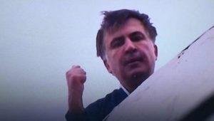Eski Gürcistan Cumhurbaşkanı Saakaşvili gözaltına alındı: Öncesinde intihara kalktı!