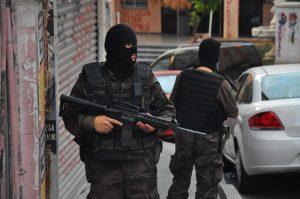 İstanbul'da eylem hazırlığında 5 IŞİD'li yakalandı