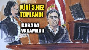 Hakan Atilla davasında jüri ortak karar veremedi: Ocak 2018'e ertelendi