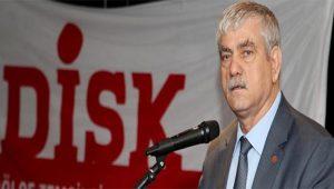 DİSK Genel Başkanı Kani Beko: KHK ile çıkarılan bütün yasalar anayasaya aykırıdır