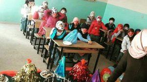 Kapanma partisi için okul müdüründen skandal savunma