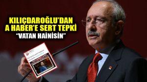 """İşte Kılıçdaroğlu'nun bahsettiği """"şeref madalyası"""" tweeti"""