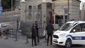 İstanbul'da iki konsoloslukta da alarm!