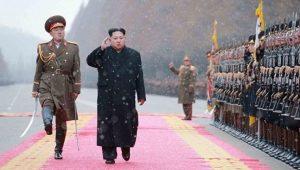 Kuzey Kore: BM'in yaptırımları bir savaş eylemidir