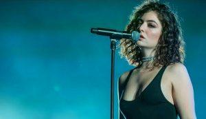 Genç şarkıcı Lorde İsrail konserini iptal etti