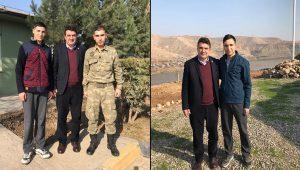 CHP'li Metin Lütfi Baydar Cizre'de askerleri ziyaret etti