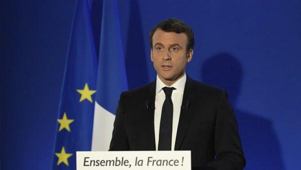 Macron: Fransa Kudüs kararını desteklemiyor!