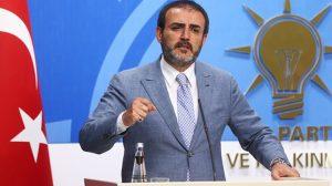 AKP Sözcüsü Mahir Ünal'dan, Abdulah Gül'e yanıt!
