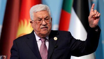 Filistin Lideri Abbas: İsrail ile yapılan tüm anlaşmaları iptal ederiz