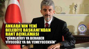 Mustafa Tuna'dan rant açıklaması: Çikolatayı ya beraber yiyeceğiz ya da yemeyeceksin