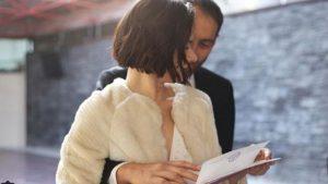 Nevşin Mengü'nün kardeşi ünlü oyuncuyla evlendi