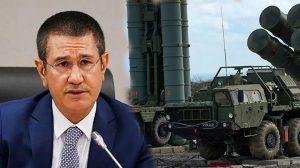 Nurettin Canikli, Rusya'nın S-400 açıklamasını doğruladı