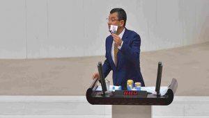Özgür Özel: Süleyman Soylu, FETÖ'nün 9-10 yıllık Erdoğan sonrası AKP'nin genel başkan projesidir