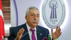 TESK Genel Başkanı Bendevi Palandöken: Özel günlerde alkol satış süresi uzatılsın