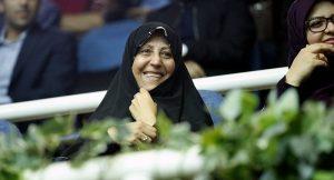 """Rafsancani'nin kızından """"başörtüsü"""" açıklaması: Mecburi olmasına karşıyım"""