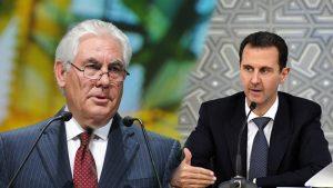 ABD'den Suriye'de çözüm açıklaması: Esad görüşmelere katılmalı…