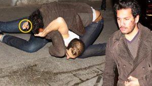 Sinan Çetin'in oğlu Rüzgar Çetin'e muşta cezası